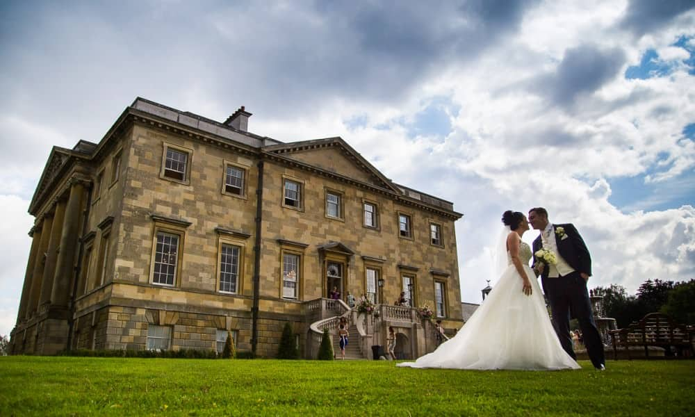 Surrey Wedding Photography – Botleys Mansion