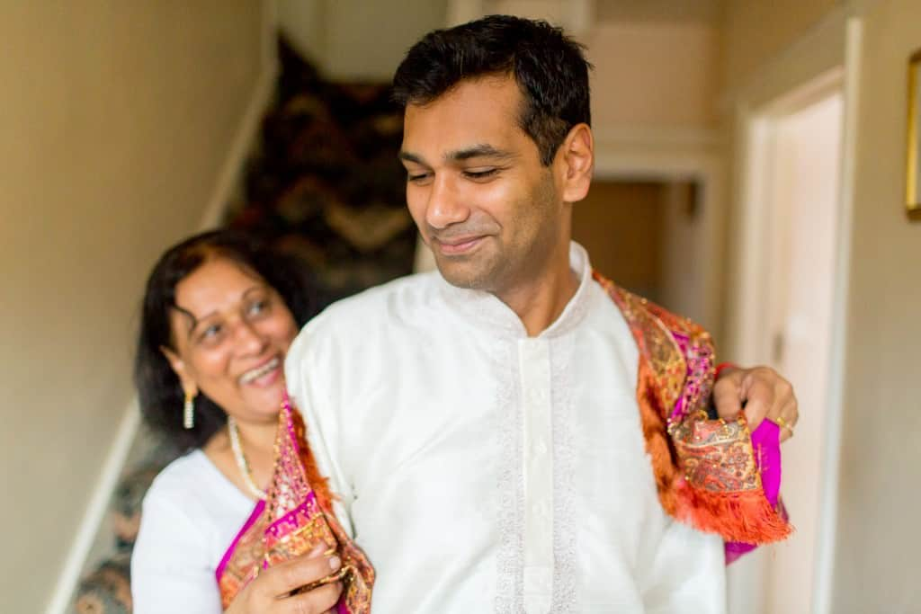 Haldi Ceremony - Asian wedding photographer