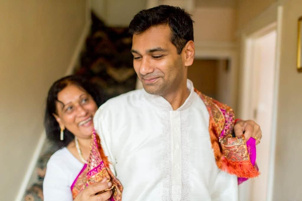 Haldi Ceremony - Asian wedding photographer