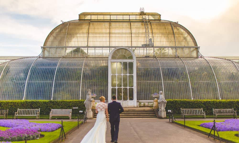 Kew Gardens Wedding – London