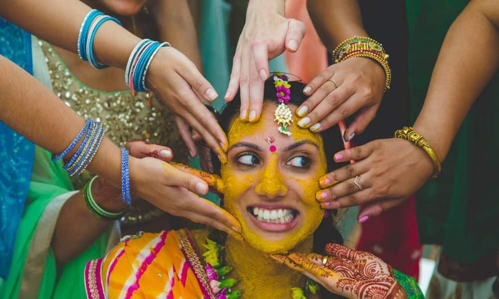 Hindu Wedding – Vidhi Ceremony – Meera + Hemal