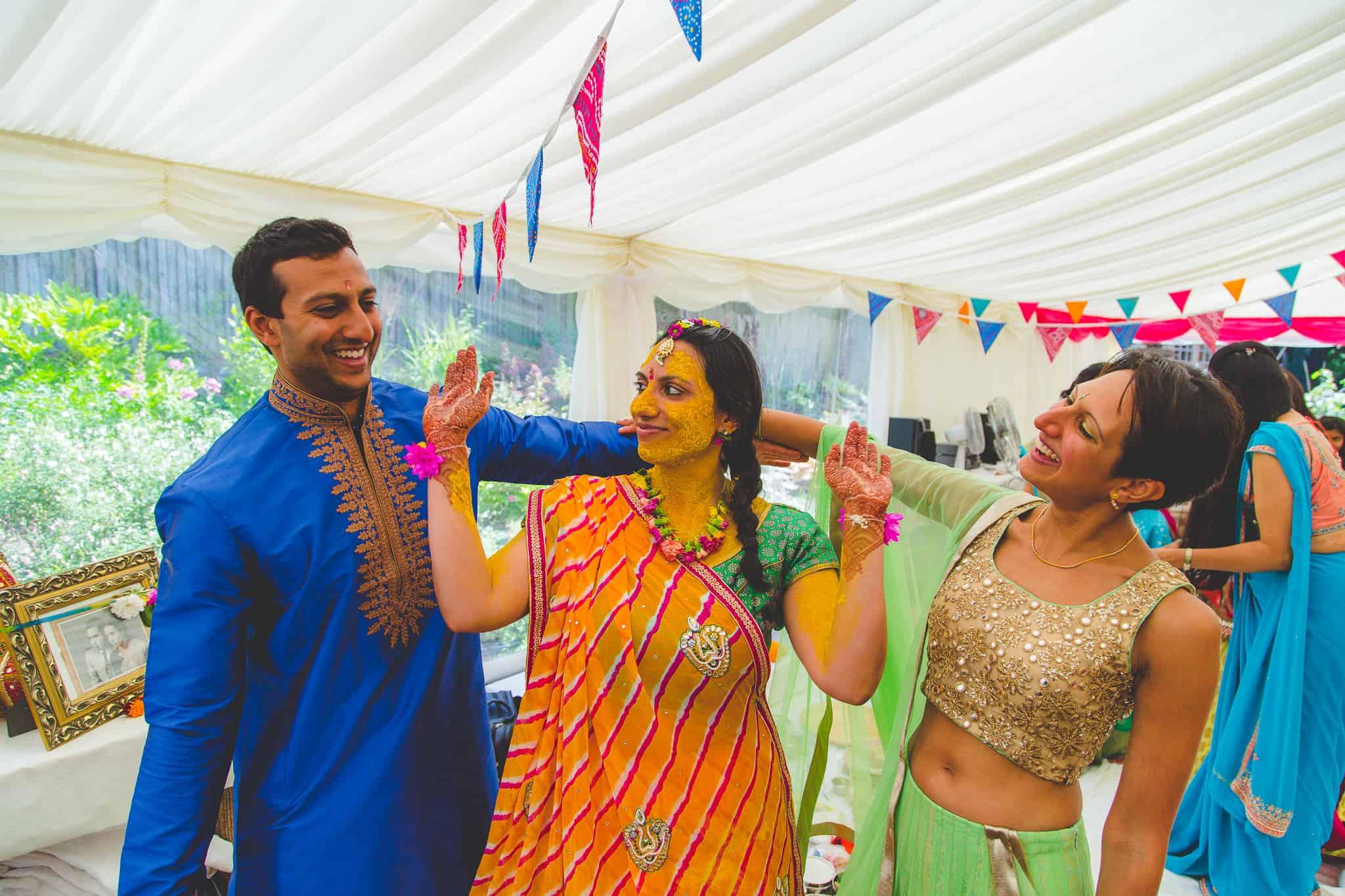 vidhi ceremony