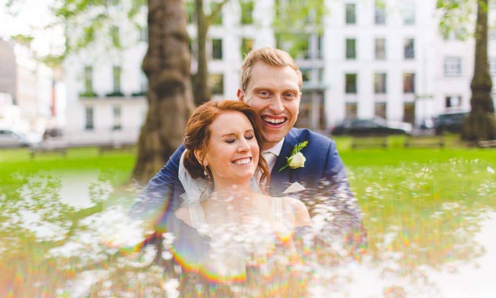 Katy + Tim's Stunning Lansdowne Club Wedding